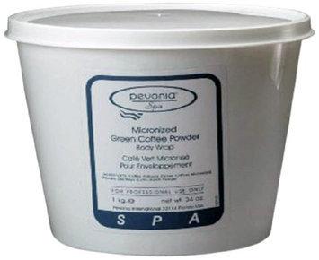 Pevonia Micronized Green Coffee Powder Body Wrap