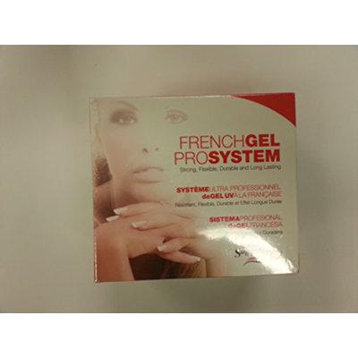 Supernail French Gel System Pro Kit