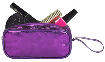 Danielle Enterprises Metallic Pebble Manicure and Makeup Brush Set