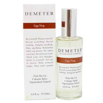Egg Nog By Demeter For Women. Pick-me Up Cologne Spray 4.0-Ounce Bottle