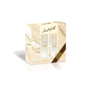 Sand & Sable by Coty for Women 2 Piece Set Includes: 2.0 oz Cologne Spray + 1.0 oz Cologne Spray