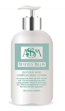 ASDM Beverly Hills Glycolic Acid Complex Body Lotion