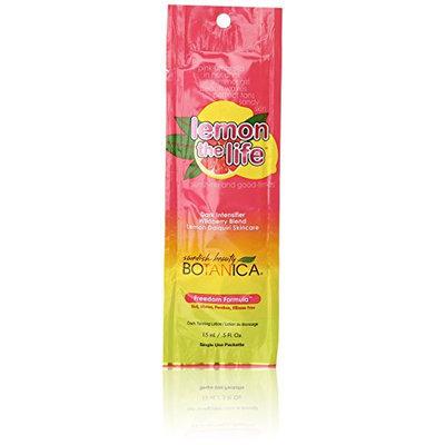 New Sunshine Swedish Beauty Lemon The Life Packette