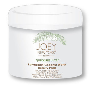 Joey New York Quick Results Polynesian Beauty Pads