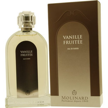 Vanille Fruitee By Molinard For Women. Eau De Toilette Spray 3.3 Oz / 100 Ml