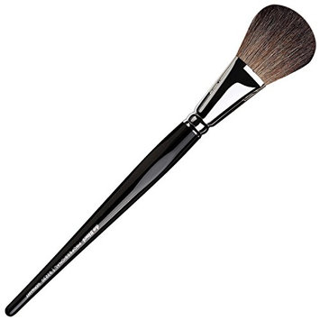 Da Vinci Series 93230 Professional Large Oval Loose Powder Brush Natural Hair
