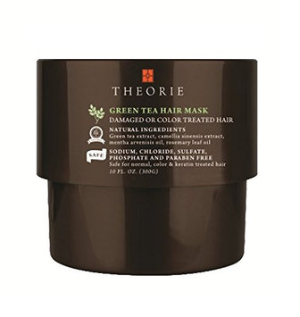 Theorie Green Tea Energizing Hair Mask