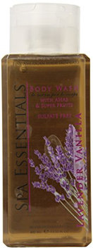 Natural Body Wash with AHA's and Super Fruits