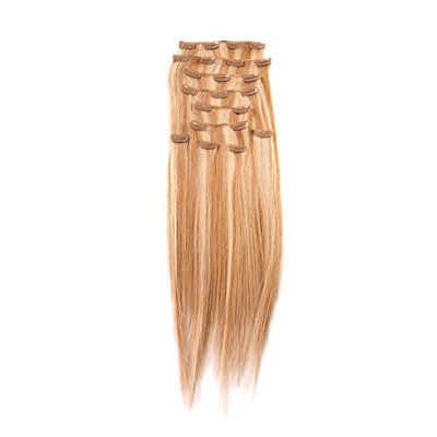 Sono Hair Extensions 140G Clip-In Straight 100% Human Hair Extensions