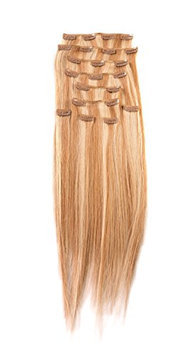 Sono Hair Extensions 120G Clip-In Straight 100% Human Hair Extensions