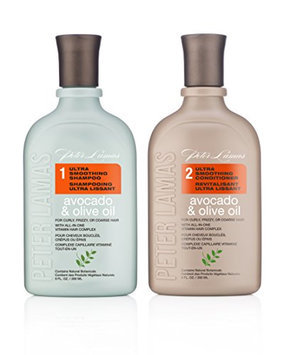 Peter Lamas Avocado and Olive Ultra Smoothing Shampoo and Conditioner Set