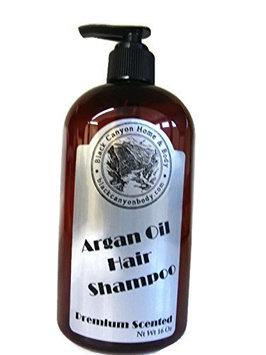 Black Canyon Argan Oil Hair Shampoo 16 Oz (Strawberry Secrets (Strawberry Cucumber & Melon))