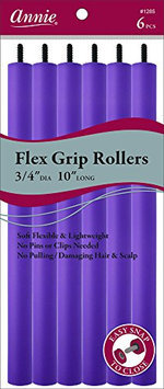 Annie Flex Grip Hair Rollers