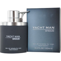 Myrurgia Yacht Man Breeze Eau de Toilette Spray for Men