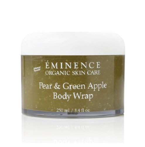 Eminence Organic Skincare Pear and Green Apple Body Wrap