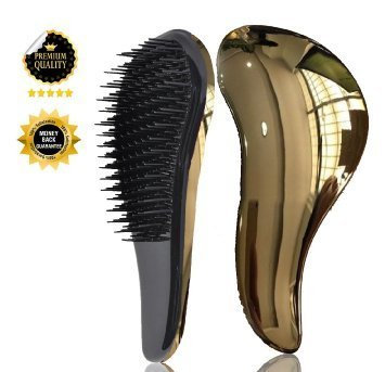 Detangler Brush - For All Types of Tangled Thick