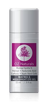 OZ Naturals BEST Eye Treatment Gel For Dark Circles