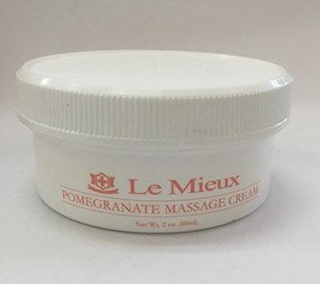 Le Mieux Pomegranate Massage Cream