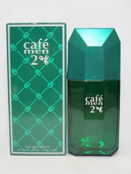 Cafe Men 2 By Cofinluxe Eau-de-toilette Spray