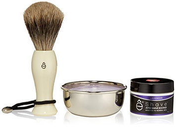 eShave Traditional Shaving Set