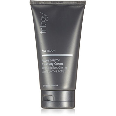 Trilogy Age Proof Active Enzyme Cleansing Cream for Unisex