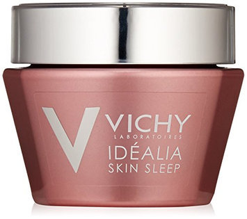 Vichy Idéalia Skin Sleep Recovery Night Cream with Caffeine and Hyaluronic Acid