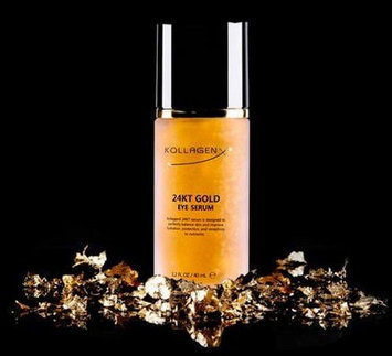 KollagenX 24KT Gold Flake Serum for Face