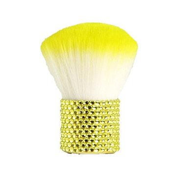 Glamorous kabuki brush