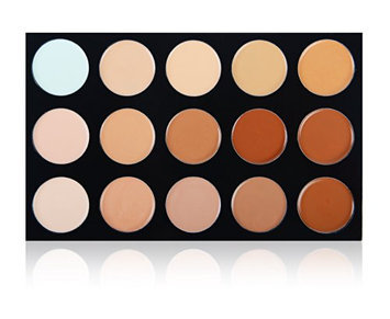 SHANY Masterpiece 15 Color Foundation
