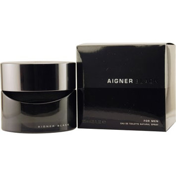 Aigner Black By Etienne Aigner For Men. Eau De Toilette Spray 4.2 Oz