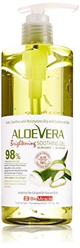 Bio-Miracle Organic Aloe Gel