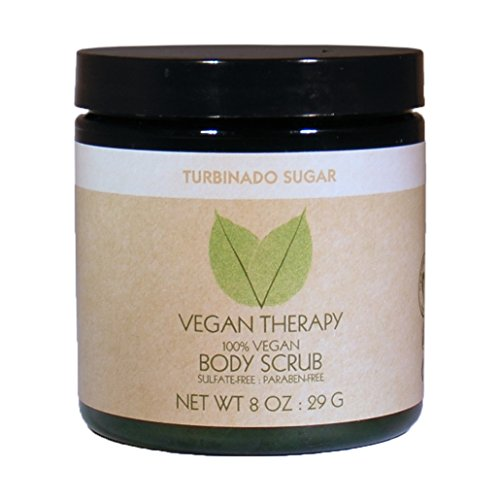 Vegan Therapy Turbinado Sugar Body Scrub
