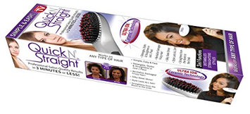 NEW ORIGINAL PROFESSIONAL THE BEST Hair Straightener Brush with ceramic plates and ion technology- Hair Straightener Brush Best for Straightener hair