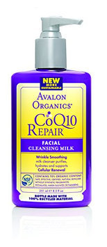 Avalon Organics CoQ10 Facial Cleansing Milk -- 8.5 fl oz