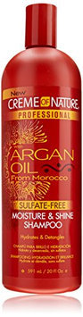 Creme of Nature Professional Argan Oil Moisture and Shine Shampoo