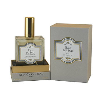 Eau Du Sud By Annick Goutal For Men. Eau De Toilette Spray 3.3 Ounces