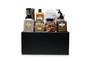 Scented Secrets Boxed Bath Gift Set