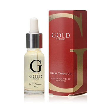 Gold Serums Snake Venom Facial Oil