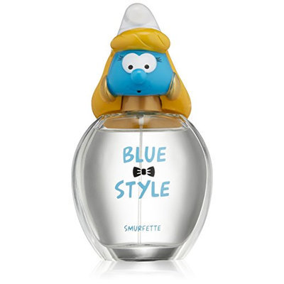 First American Brands The Smurfs Blue Style Smurfette Eau de Toilette Spray