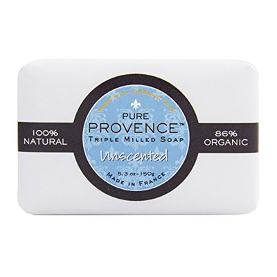 Pure Provence Natural and Organic Triple Milled Soap