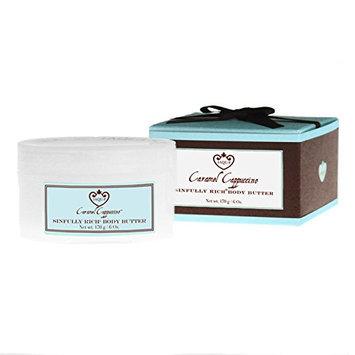 Jaqua Beauty Caramel Cappuccino Boxed Body Butter