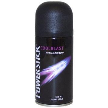 Power Stick Cool Blast Deodorant Body Spray Men