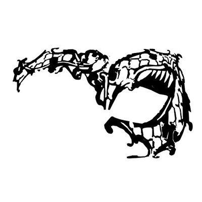 Masque Rage Phantom Tattoo Mask