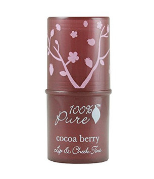100% Pure Lip and Cheek Tints Shimmery