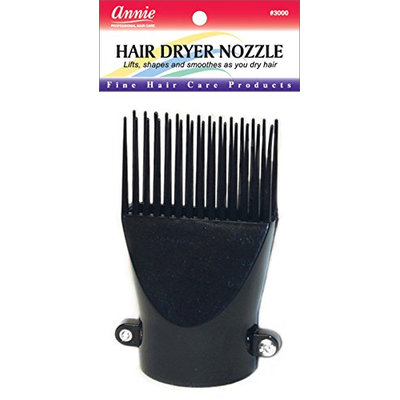 Annie 03000 Hair Dryer Nozzle