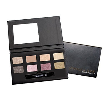 STUDIOMAKEUP Eyeshadow Palette Sparkle and Shine