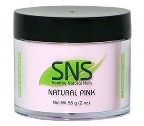 SNS Natural Nail Dipping Powder