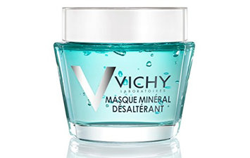 Vichy Quenching Mineral Facial Mask for Dry Skin with Vitamin B3