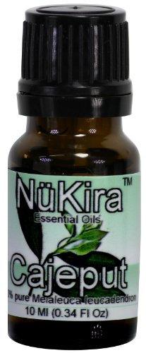 NuKira Cajeput Essential Oil