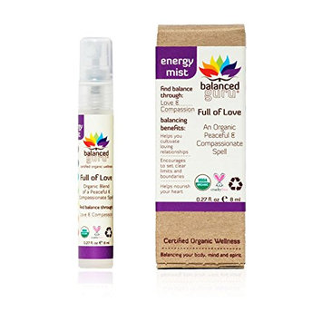 Balanced Guru Full Of Love Mist